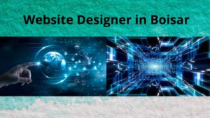 website designer in boisar